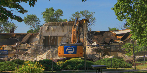 Pearson Construction, LLC Demolition