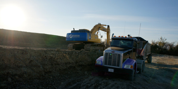 Pearson Construction, LLC Earthwork & Site Development